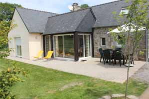 Holiday rental in gite 5 persons in bénodet